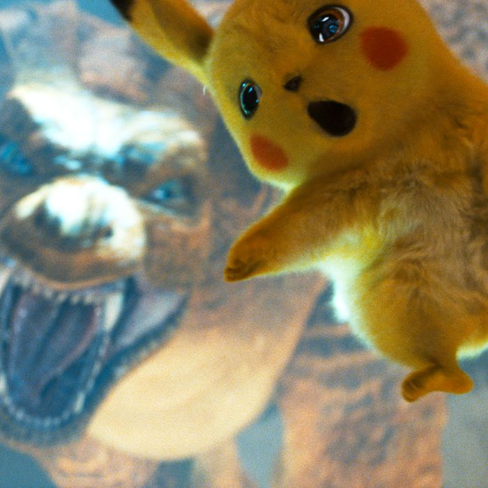 e700d2ef Detective Pikachu's Writers Explain How They Approached the Movie's Ending