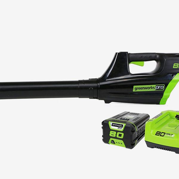 Greenworks PRO 80V 125 MPH — 500 CFM Cordless Blower