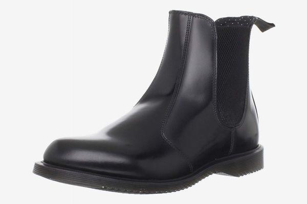 Dr. Martens Flora Leather Chelsea Boot