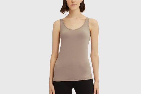 Uniqlo Women AIRism Bra Sleeveless Top
