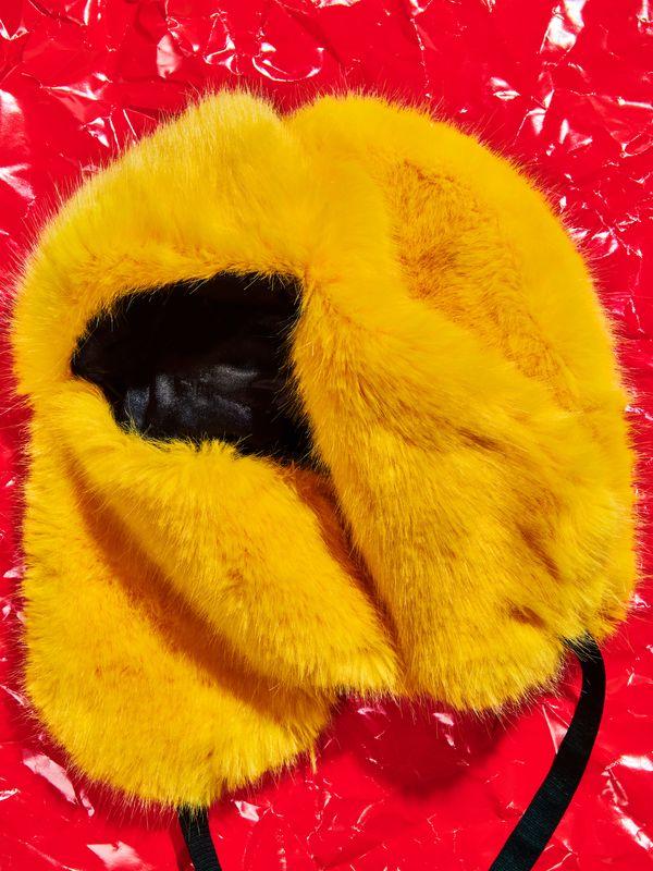 Michael Kors Faux Fur Ski Hat