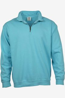 Comfort Colors Men's Adult 1/4 Zip Sweatshirt