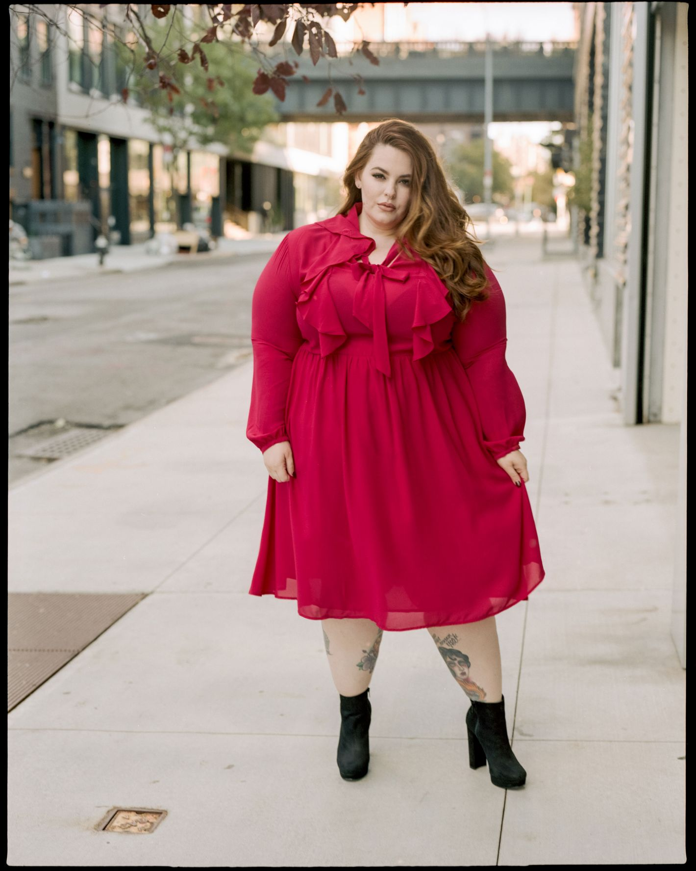 113dcb218d2 How Tess Holliday Is Changing Beauty Standards