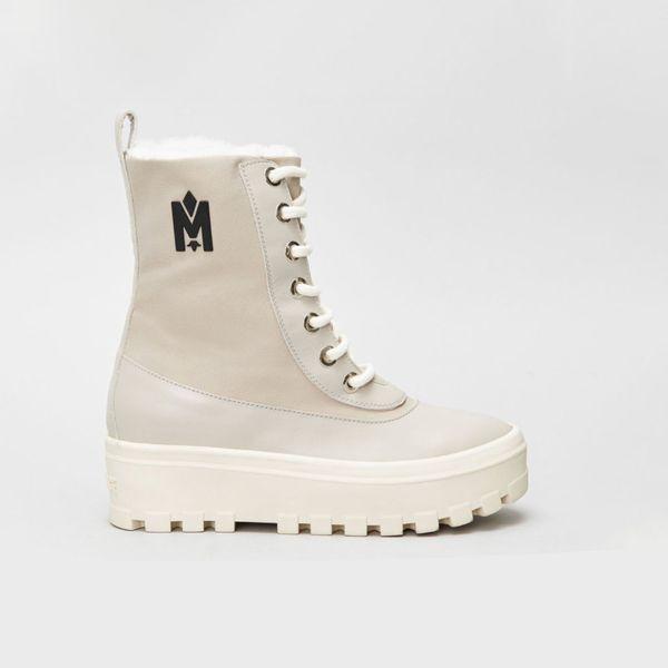 Mackage Hero Shearling-Lined Winter Boot
