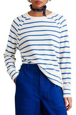 Alex Mill Raglan Sleeve Sweatshirt