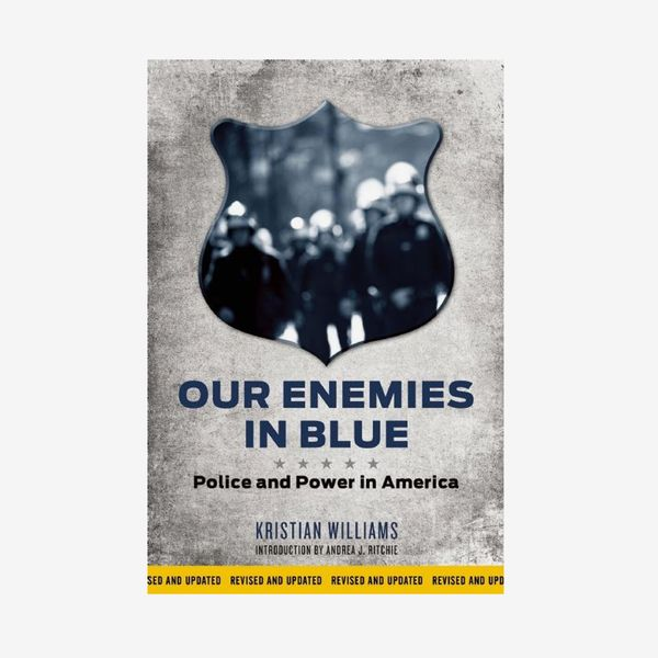 'Our Enemies in Blue: Police and Power in America,' by Kristian Williams