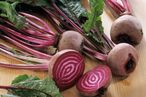 Eat Well: Beets, Scallops, and Couscous