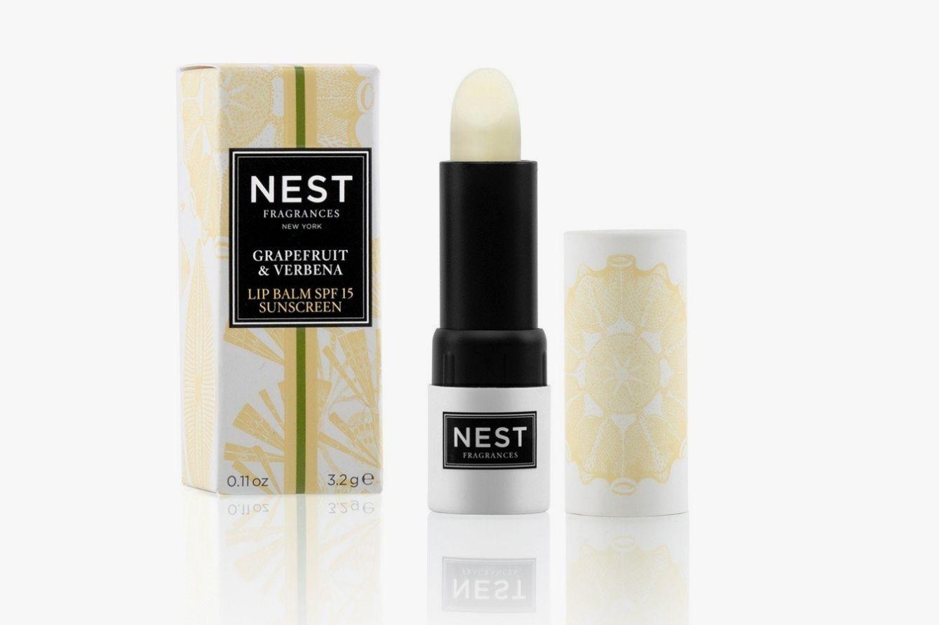 NEST Grapefruit & Verbena Lip Balm SPF 15