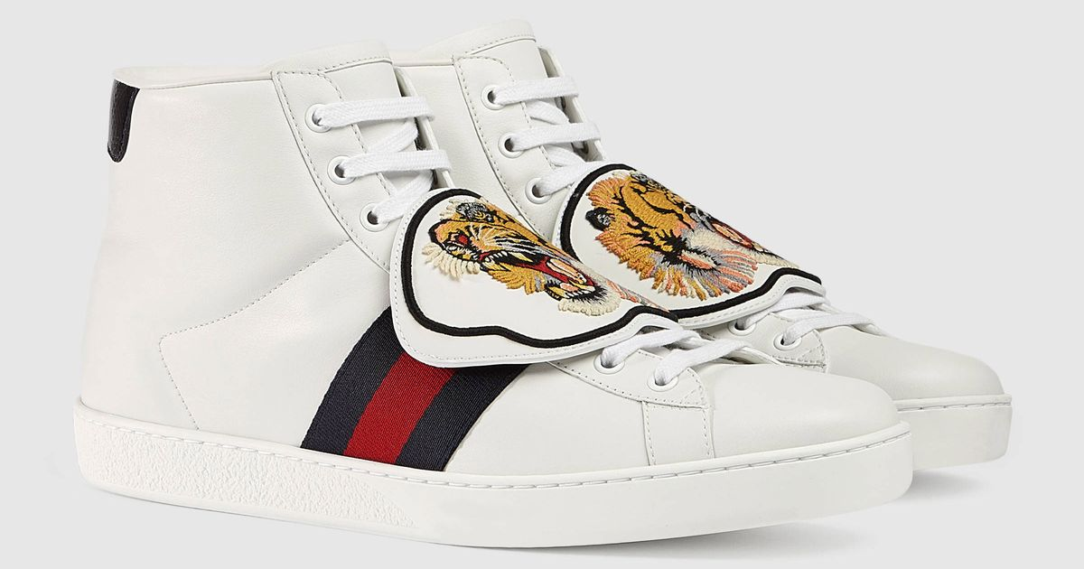 69acb245e76 Customize Your Own Gucci Sneakers