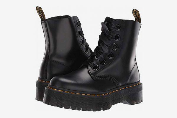 Dr. Martens Molly Quad Retro Boots