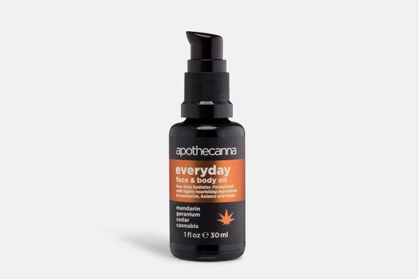 Apothecanna Everyday Face & Body Oil