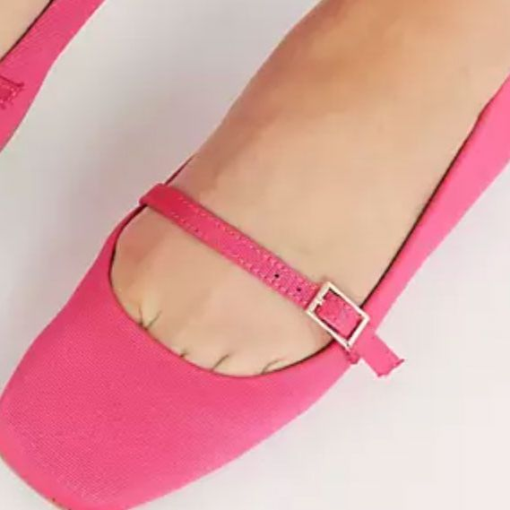 ASOS Lolly Mary Jane Flat