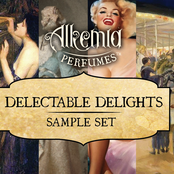 Alkemia Delectable Delights Sample Set