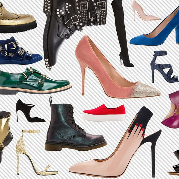 The 50 Chicest Shoes to Wear This Fall