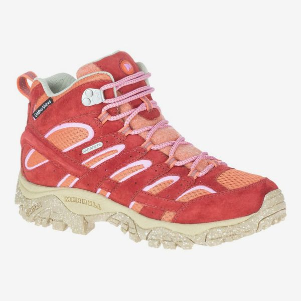 Merrell x Outdoor Voices Moab 2 Mid Eco Waterproof Boots