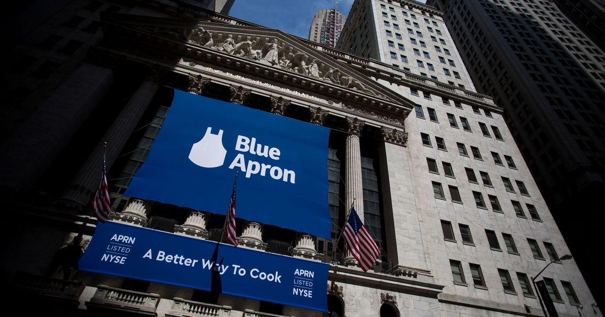 Blue apron ipo 2020 date
