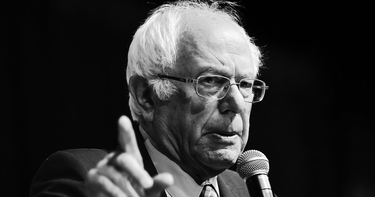 Bernie Sanders Is Dropping Out