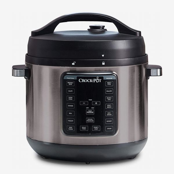 Crock-Pot 8-Quart Multi-Use XL Express Crock