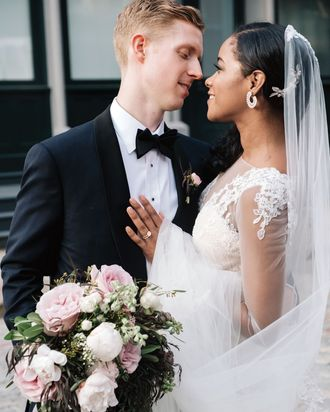Wedding Pictures | A Royal Wedding Like Wedding In Tribeca