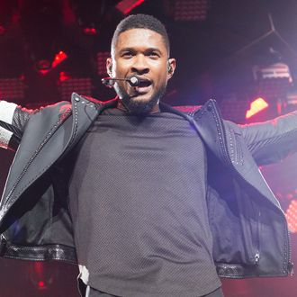 Usher In Concert - New York, NY