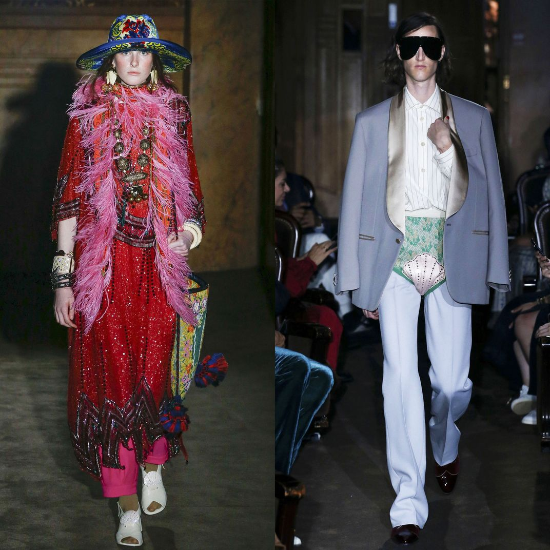 b1098013e2 Cathy Horyn Fashion Review of Gucci and Dior Spring 2019