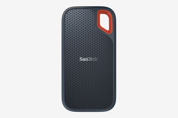 SanDisk 500GB Extreme Portable External SSD - USB-C, USB 3.1