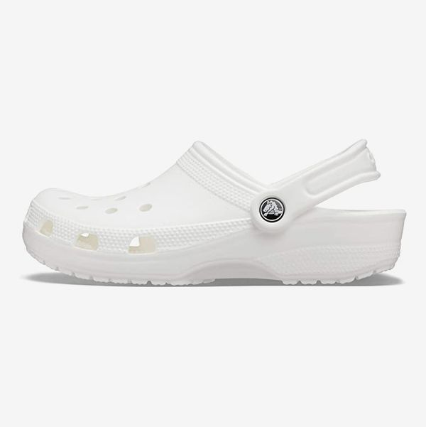 Crocs Men's and Women's Classic Clog in White