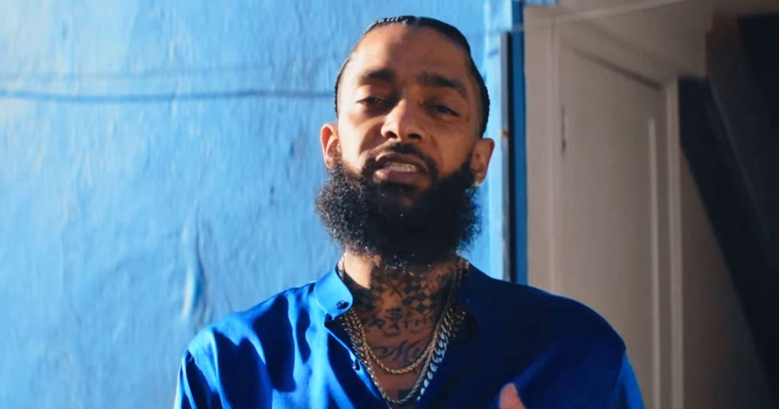 Watch the Music Video Nipsey Hussle Filmed Before His Death