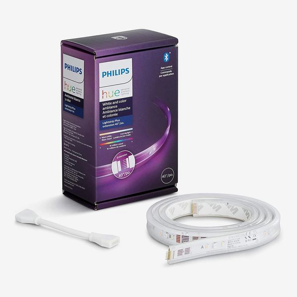 Philips Hue Bluetooth Smart Lightstrip Plus 1m Extension with Plug