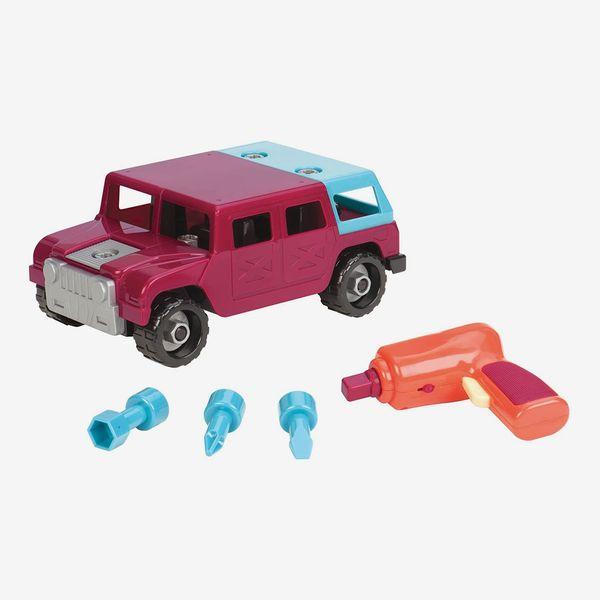 Battat Take-Apart 4x4 Toy Vehicle
