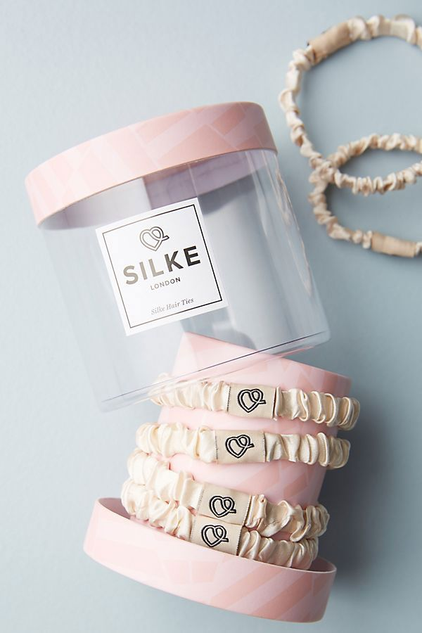 Silke London Silk Hair Tie Set