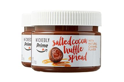 Wickedly Prime Salted Cocoa Truffle Spread