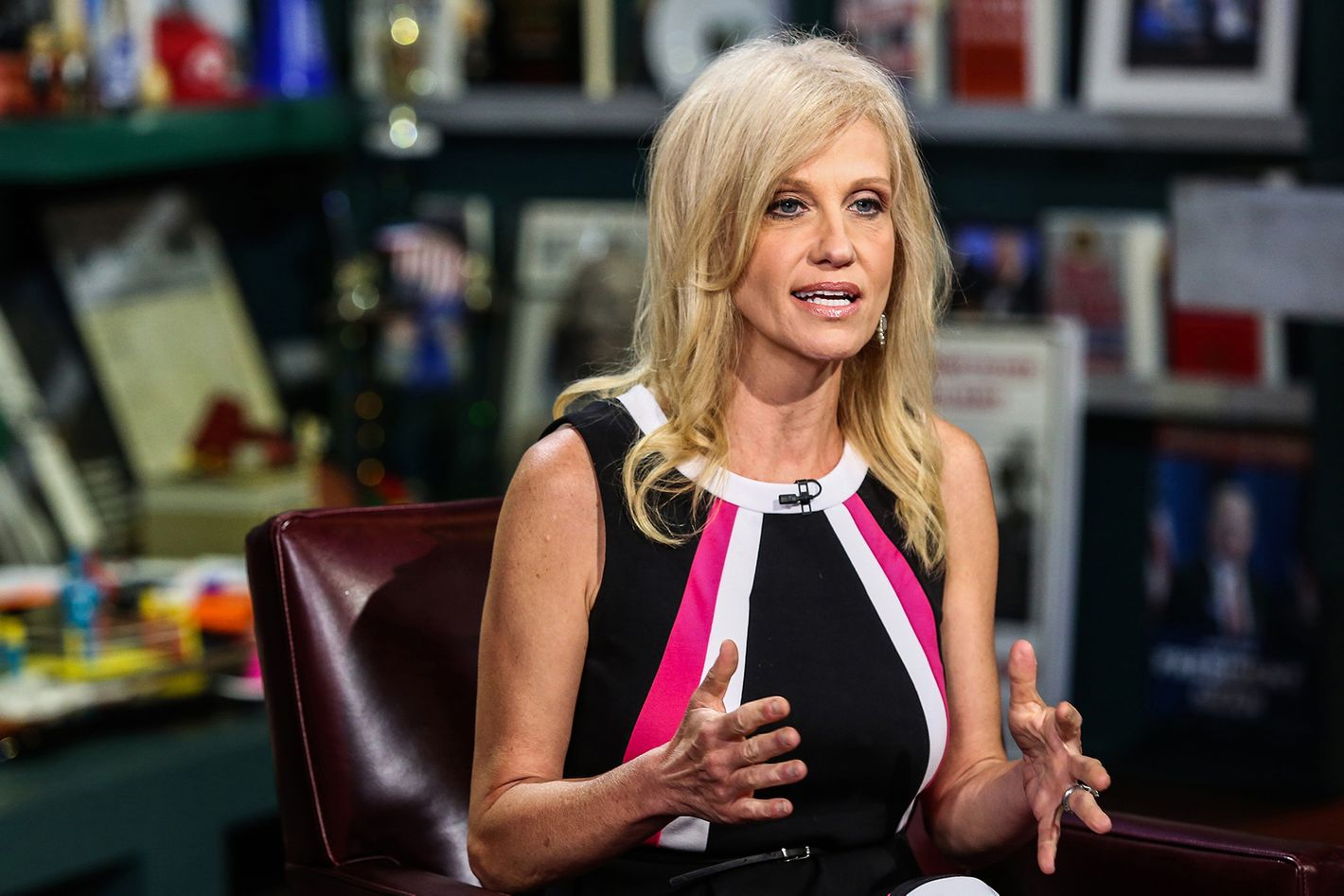 Polling Co. Inc./Woman Trend President And Chief Executive Officer Kellyanne Conway Interview