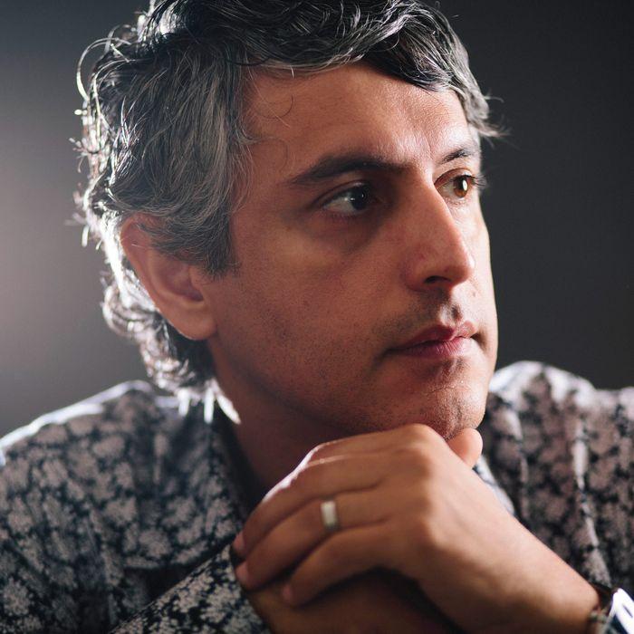Dr. Reza Aslan, author of the book