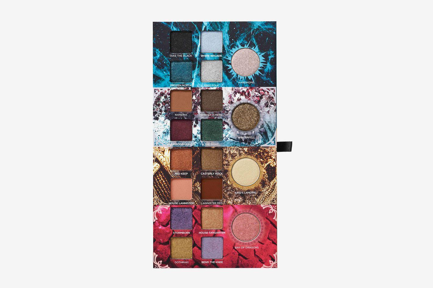 Game of Thrones Eyeshadow Palette