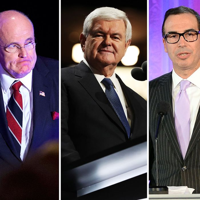 Cnn Mueller Team Looking At Trump Public Statements In: The Trump Cabinet Is Shaping Up To Be A Total Sausagefest