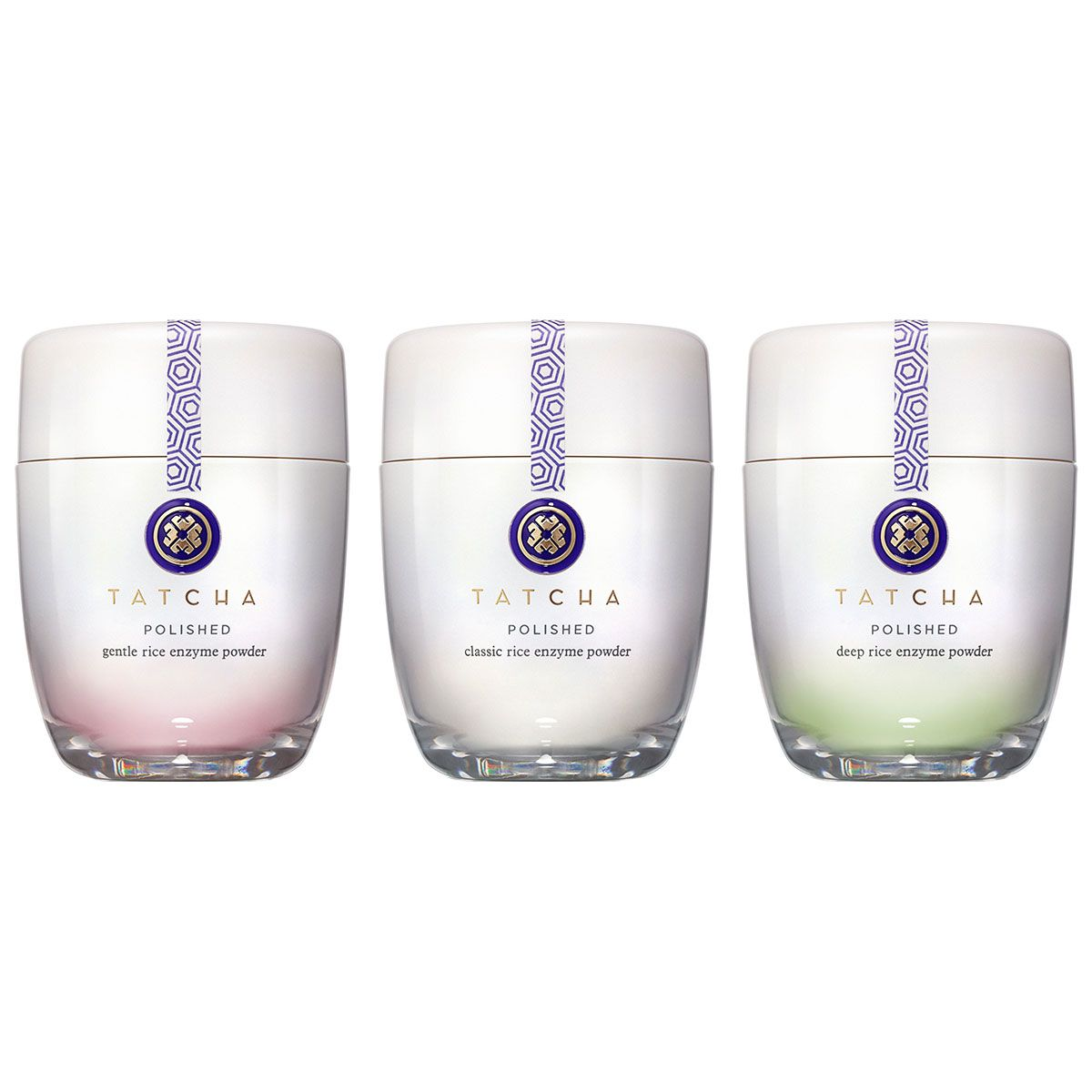 Tatcha Rice Enzyme Powder Microbead Free Exfoliants That