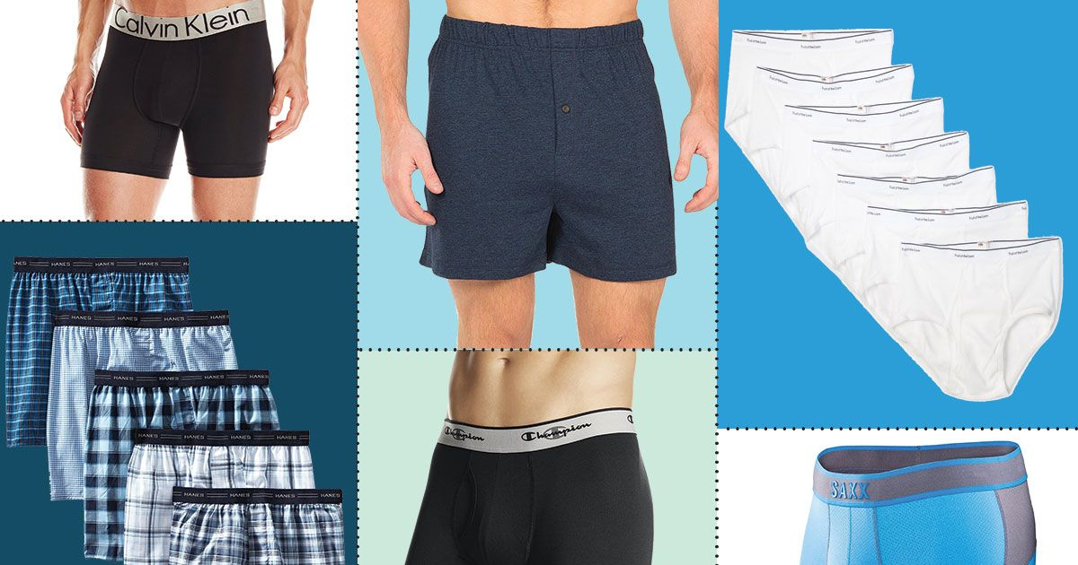 The 12 Best Pairs of Men's Underwear on Amazon, According to Reviewers