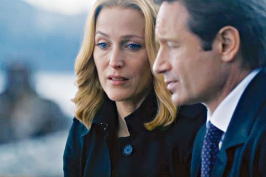tv review the xfiles vulture