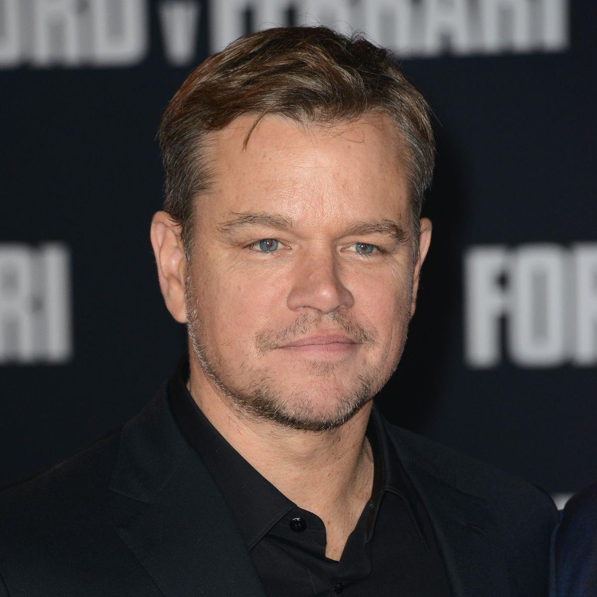 Matt Damon Stranded In Ireland During Coronavirus Pandemic