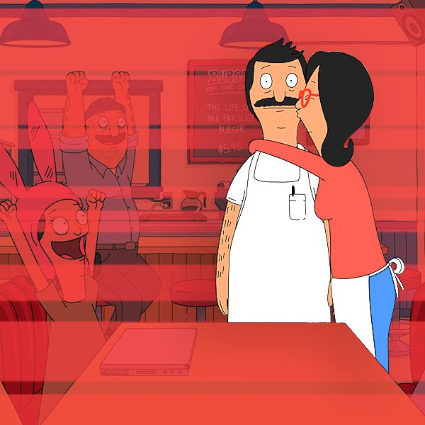 "BOB'S BURGERS: Bob escorts Tina to a convention for her favorite TV show in the all-new ""Equestranauts"" episode of BOB'S BURGERS airing Sunday, April 13 (7:00-7:30 PM ET/PT) on FOX. BOB'S BURGERS ™ and © 2014 TCFFC ALL RIGHTS RESERVED."
