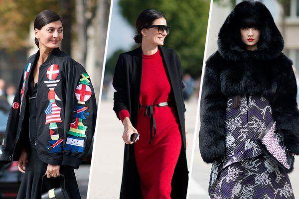 Street-Style Best-Dressed: PFW, Part 4