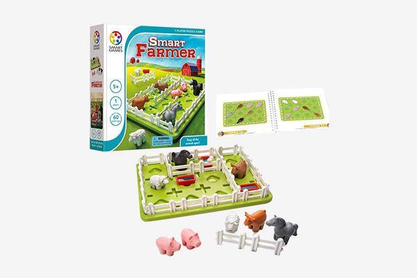 Smart Farmer Board Game