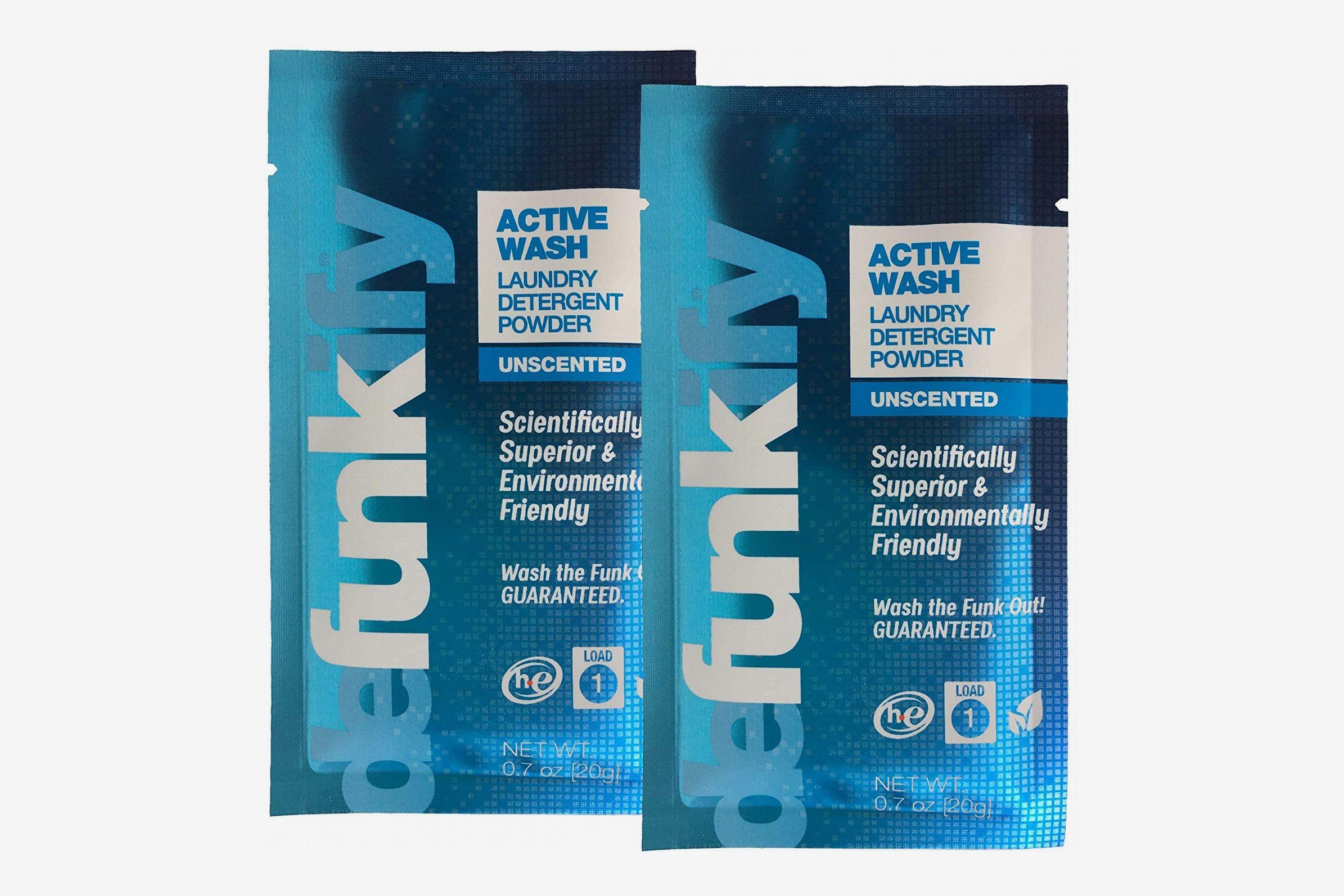 Defunkify Active Wear Laundry Detergent Powder
