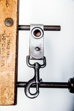 Dean Accessories Grommet Key Clip