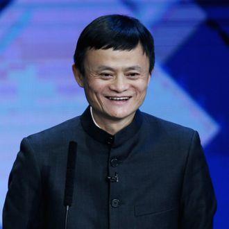 Jack Ma, Chairman of Alibaba Group