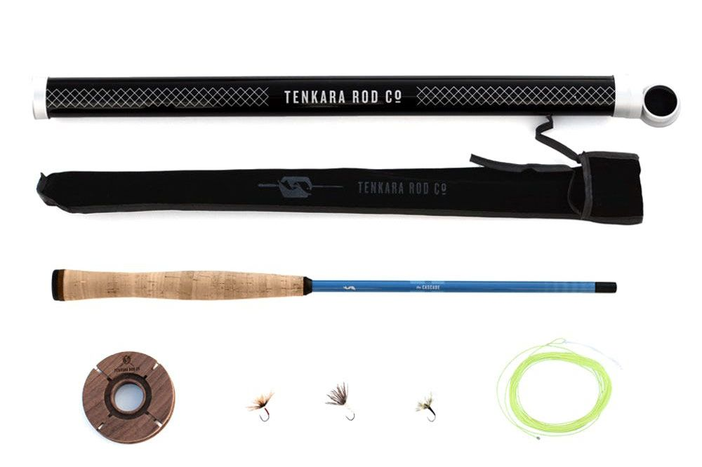 Tenkara Rod Co. Cascade Package