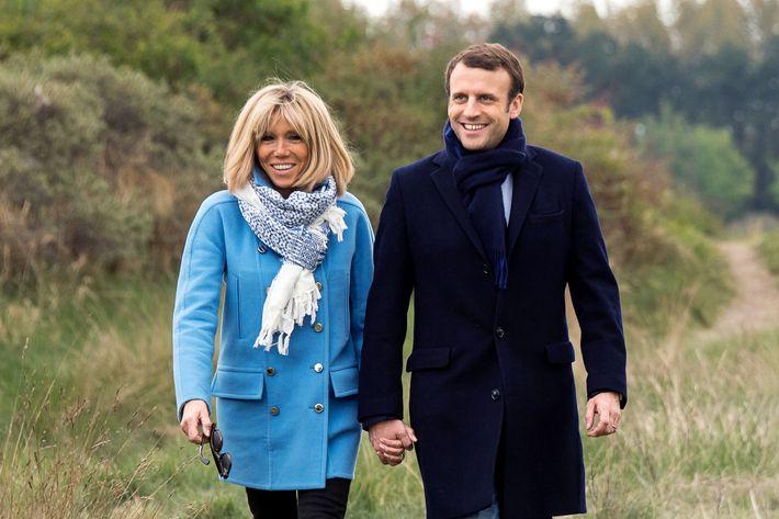 French Women on Emmanuel Macron's Marriage to Older Woman