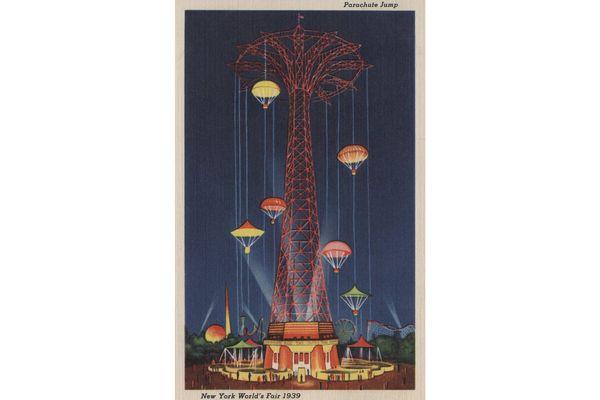 The Parachute Jump at the World's Fair