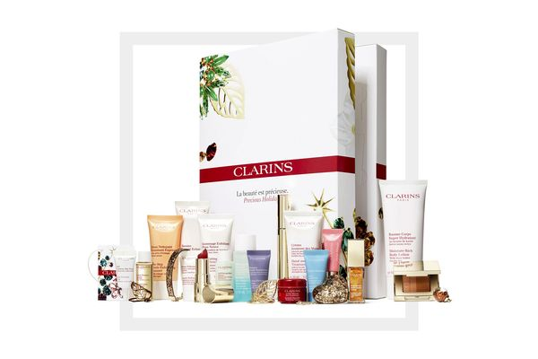 Clarins 24-Pc. Advent Calendar Gift Set